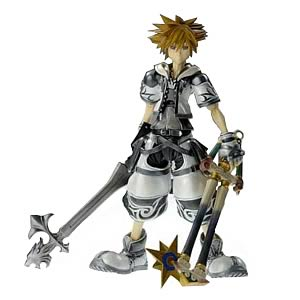 Kingdom Hearts 2 Final Form Sora Action Figure - Diamond Select ...