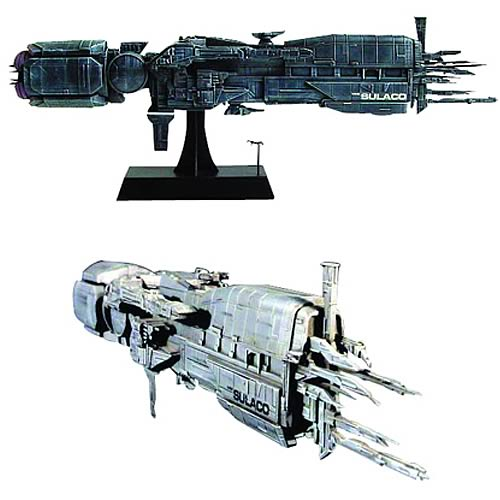 Aliens USS Sulaco 1:2400 Scale Model Kit