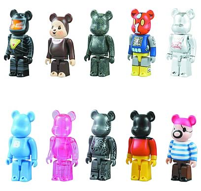 Kubrick Be@rbrick Series 12 Action Figure Case