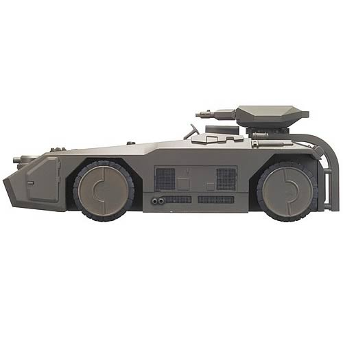 Aliens APC Die Cast Vehicle with Alien Warrior