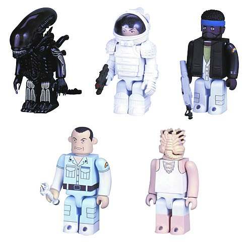 ALIEN Kubrick Figure Display Box