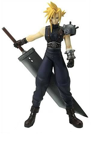 Final Fantasy VII: Cloud Statue