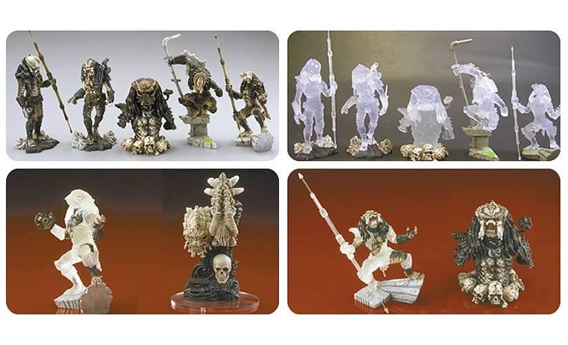Predator Chimasuta 4-Inch Figure Case