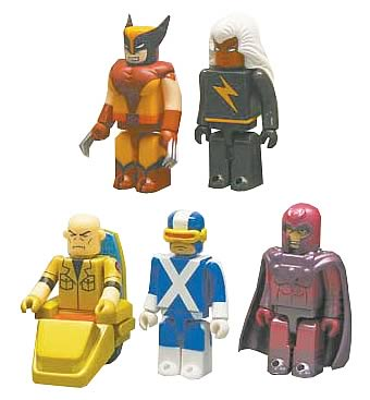 X-Men Kubrick Set Series 1