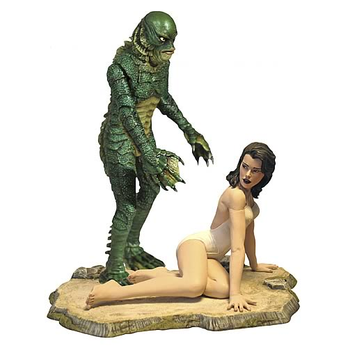 Universal Monsters Select Creature from Black Lagoon Figure