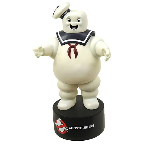 Ghostbusters Light-Up Stay Puft Statue