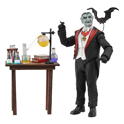 Munsters Select Grandpa Munster Action Figure
