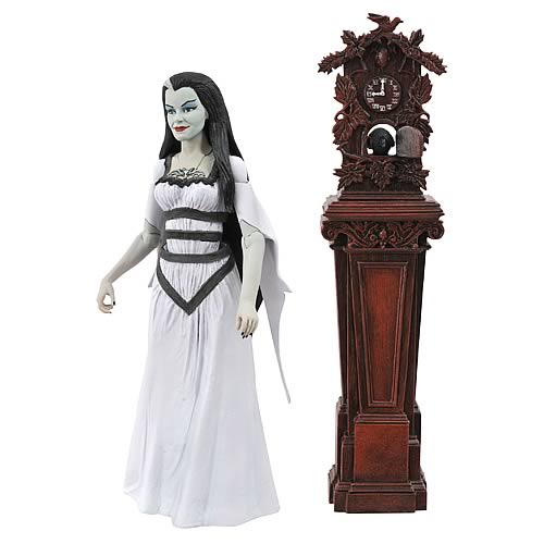 Munsters Select Lily Munster Action Figure