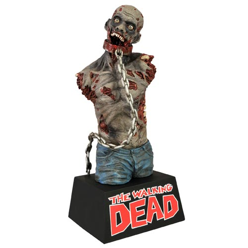 The Walking Dead Michonne's Pet Zombie 2 Bust Bank