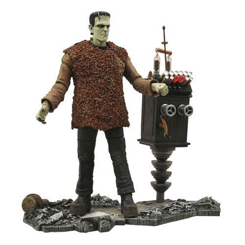 Universal Monsters Son of Frankenstein Diamond Select Figure