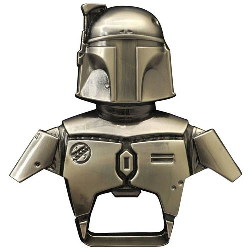 Star Wars Boba Fett 4-Inch Bottle Opener