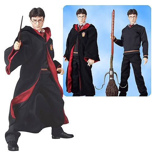Harry Potter Real Action Heroes 1:6 Scale Action Figure