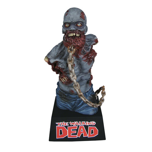 The Walking Dead Comic Michonne's Pet Zombie #2 Bust Bank