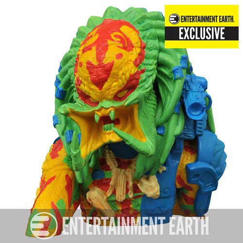 Predator Thermal Unmasked Bust Bank - EE Exclusive