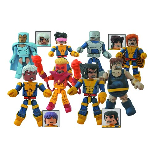 Marvel Minimates Series 60 Mini-Figure Set