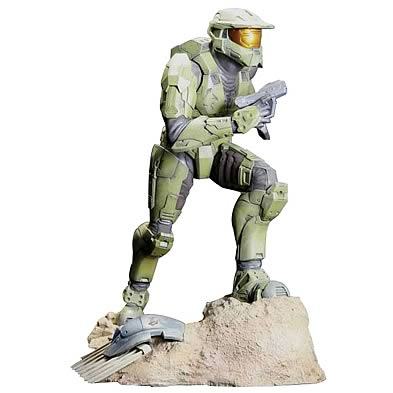 Halo 3 Master Chief ArtFX Statue