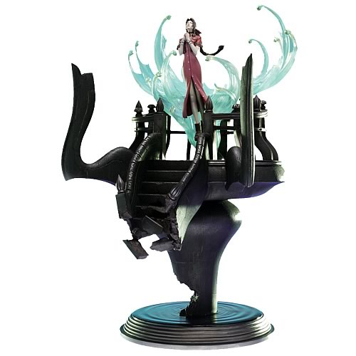 Final Fantasy VII Aerith Gainsborough Sculpture Arts Statue