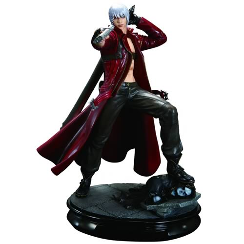 Devil May Cry 3 Dante ArtFX Statue