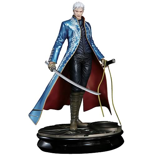 Devil May Cry 3 Vergil ArtFX Statue