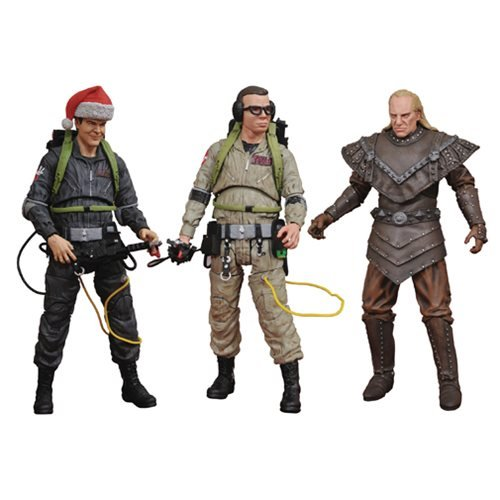 Ghostbusters 2 Select Series 6 Action Set