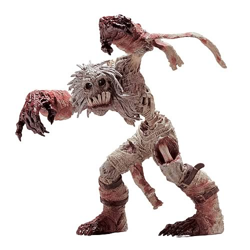 World of Warcraft Series 5 Scourge Ghoul Action Figure