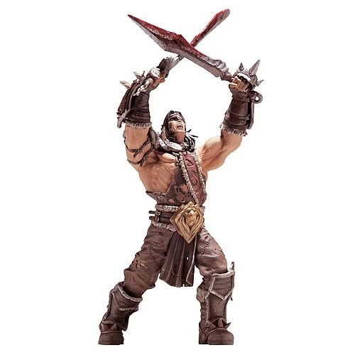 World of Warcraft Series 5 Alliance Hero Action Figure