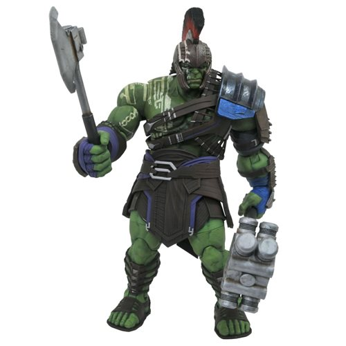 Картинки по запросу Marvel Select Figures - Thor 3 Ragnarok Movie - Gladiator Hulk