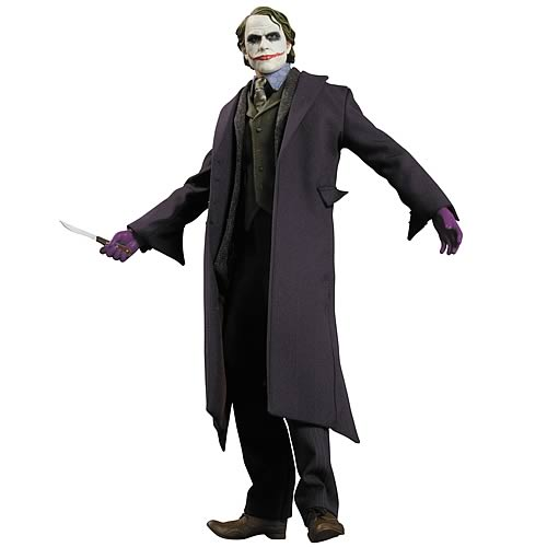Batman: The Dark Knight The Joker 1:6 Scale Deluxe Figure