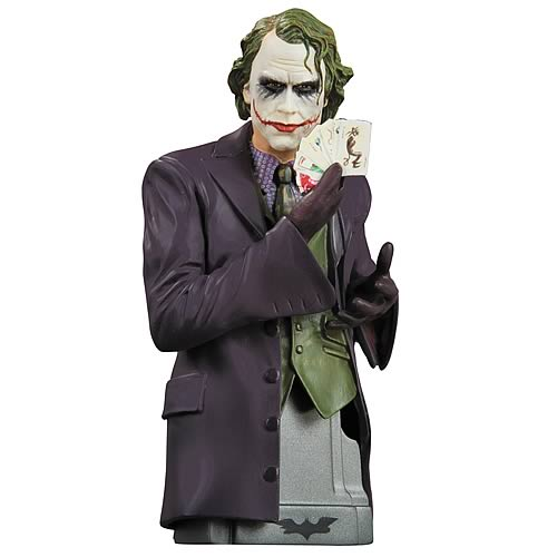 Batman: The Dark Knight The Joker Bust