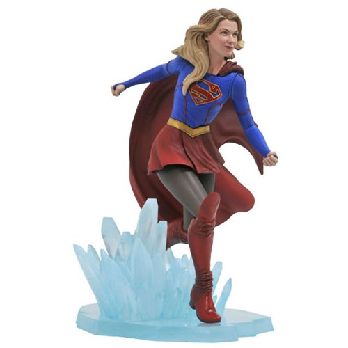 Supergirl CW Gallery Statue