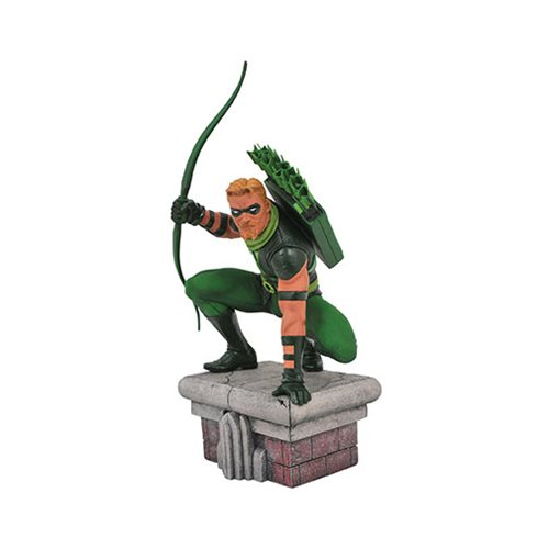 DC Comic Gallery Green Arrow Statue