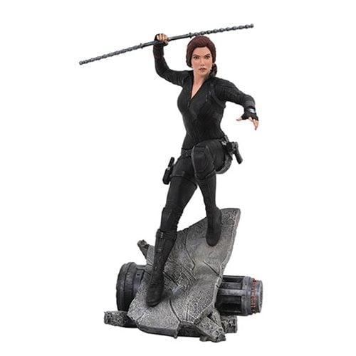 Marvel Premier Avengers: Endgame Black Widow Resin Statue