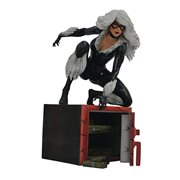 Spider-Man Marvel Comic Gallery Black Cat Statue