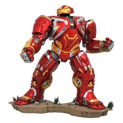 Marvel Movie Gallery Avengers: Infinity War Deluxe Hulkbuster MK2 Statue
