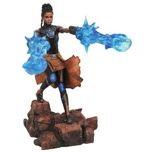 Marvel Gallery Black Panther Movie Shuri Statue