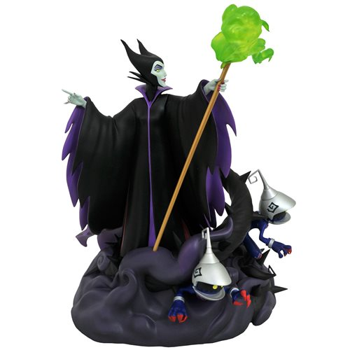 Kingdom Hearts 3 Select Maleficent Statue