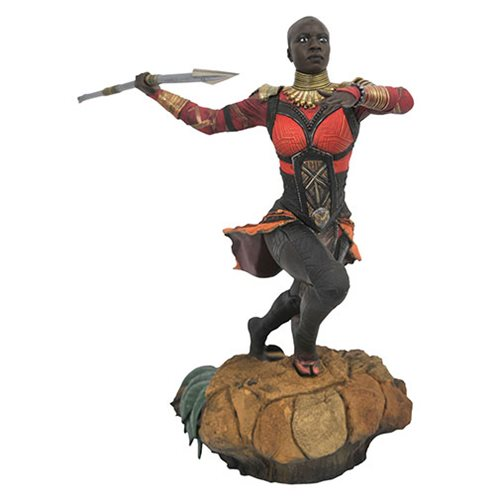 Marvel Movie Gallery Black Panther Okoye Statue