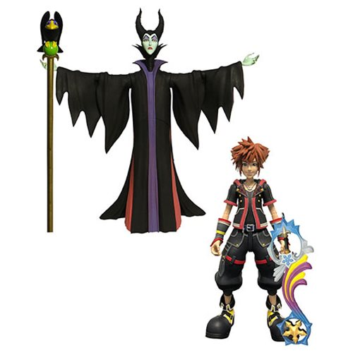 Kingdom Hearts 3 Select Series 1 Action Figure 2-Pack