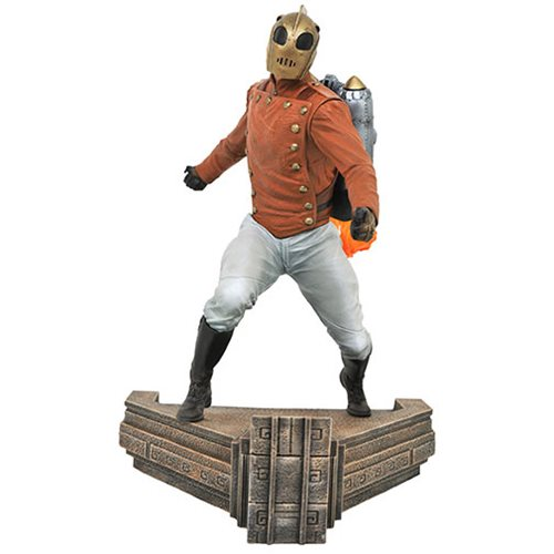 The Rocketeer Premier Edition Resin Statue