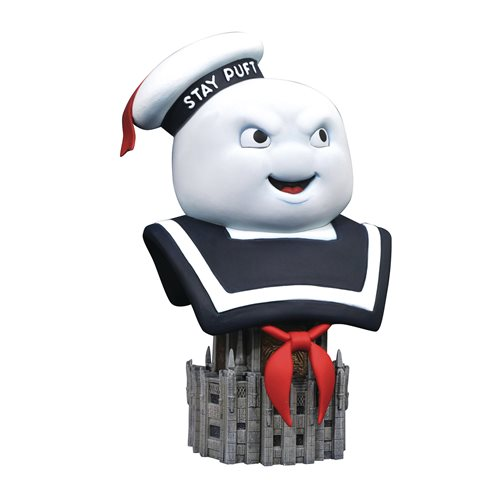 Ghostbusters Legends in 3D Stay Puft Marshmallow Man 1:2 Scale Bust