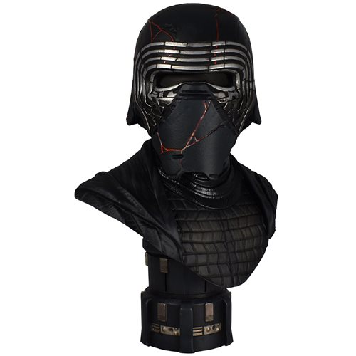 Star Wars Legends In 3D Kylo Ren 1:2 Scale Bust