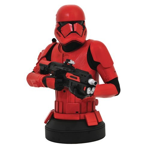 Star Wars: Rise of Skywalker Sith Trooper 1:6 Mini-Bust