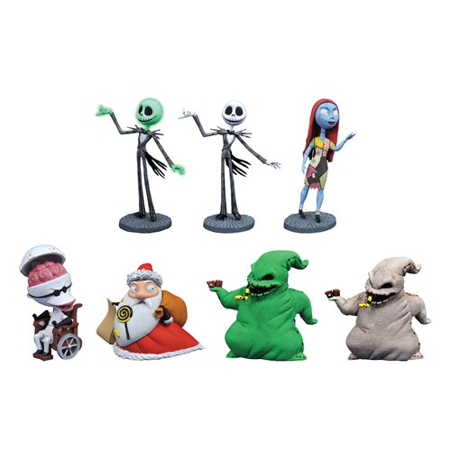Nightmare_Before_Christmas_D-Formz_Series_2_Mini-Figure_Dsiplay_Case