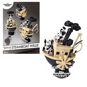 Steamboat Willie DS-017 Dream-Select 6-Inch Statue PX
