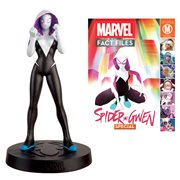 Marvel Fact Files Spec. Spider-Gwen Figure with Magazine #31