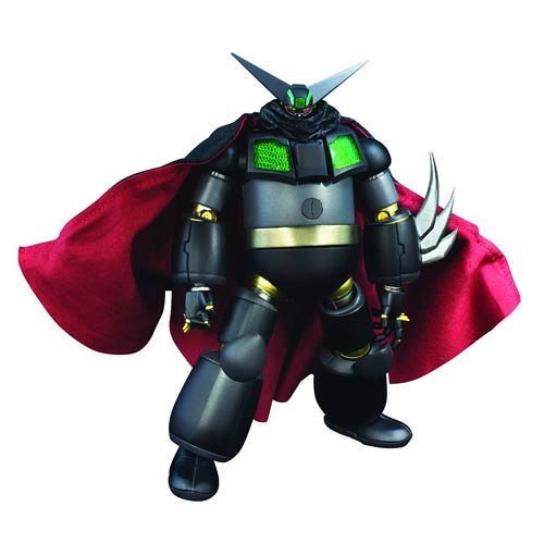 Getter Robo Black Getter T-Rex Die-Cast 6-Inch Action Figure