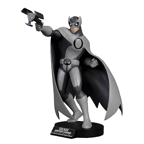 Justice League Crisis on Two Earths Owlman Maquette