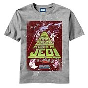 Star Wars Triple Platinum Heather T-Shirt