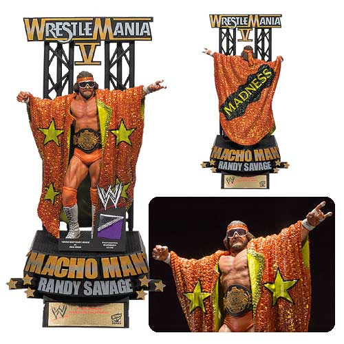 WWE Macho Man Randy Savage Resin Statue