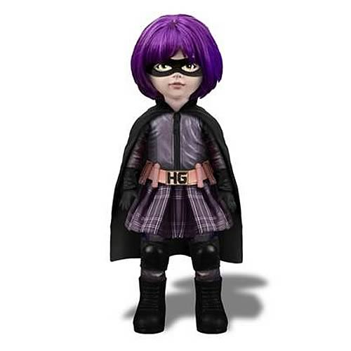 Kick-Ass Living Dead Dolls Hit Girl Exclusive Doll